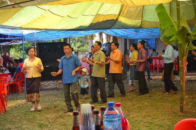 2014-03-27 Lao party by Melissa Crossett thelandinbetween.com Northern Laos-5