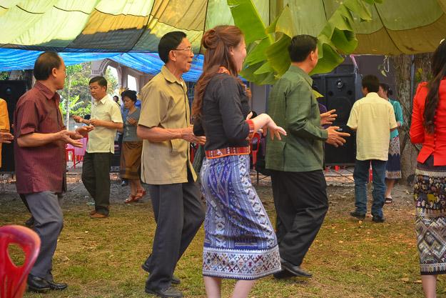 2014-03-27 Lao party by Melissa Crossett thelandinbetween.com Northern Laos-6