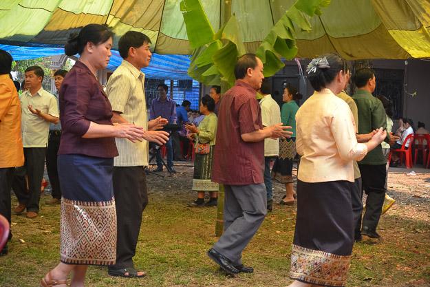 2014-03-27 Lao party by Melissa Crossett thelandinbetween.com Northern Laos-7