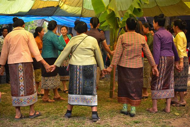 2014-03-27 Lao party by Melissa Crossett thelandinbetween.com Northern Laos-8