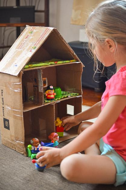 2014-04-26 cardboard dollhouse by Melissa Crossett-2