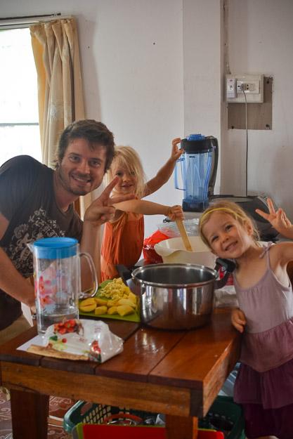 2014-06-15 paleo coconut pancakes by Melissa Crossett-3