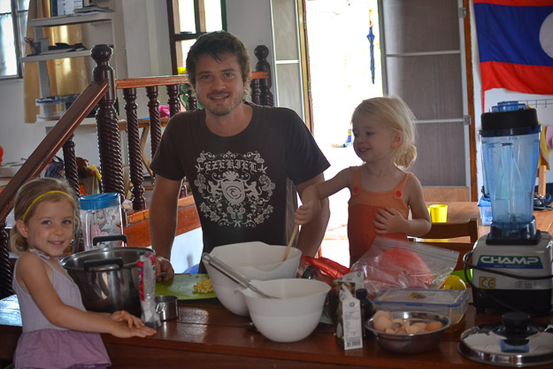 2014-06-15 paleo coconut pancakes by Melissa Crossett-4