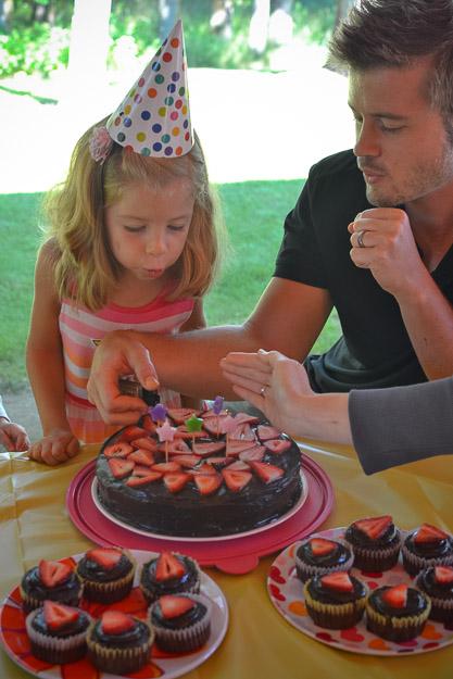 2014-07-31 Paleo chocolate birthday cake by Melissa Crossett-12