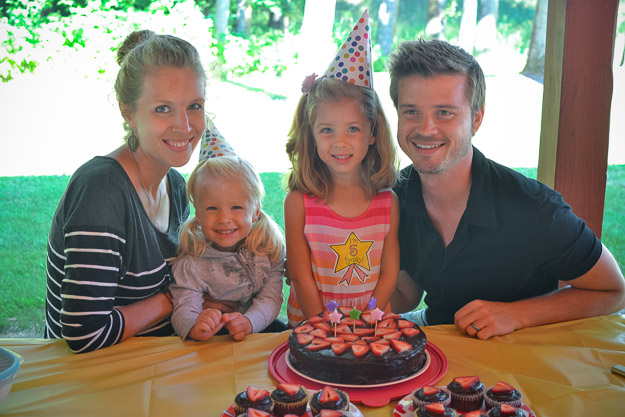 2014-07-31 Paleo chocolate birthday cake by Melissa Crossett-13