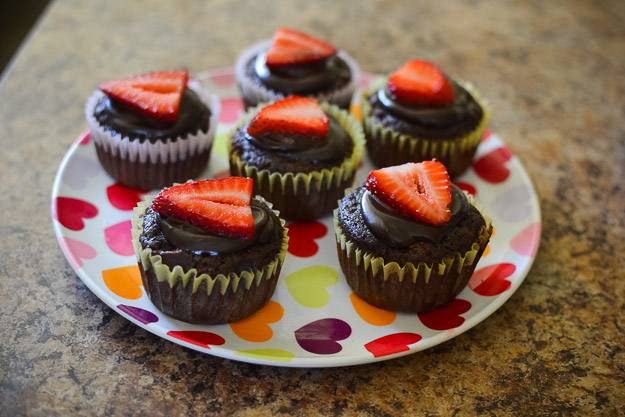 2014-07-31 Paleo chocolate birthday cake by Melissa Crossett-7