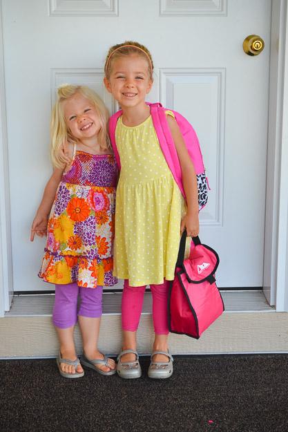 kindergarten for a month by Melissa Crossett-3