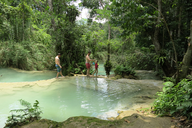 2015-09-30 Kuangsi waterfalls with kids by Melissa Crossett (12 of 13)