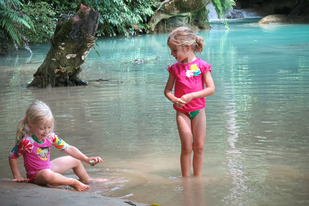 2015-09-30 Kuangsi waterfalls with kids by Melissa Crossett (7 of 13)