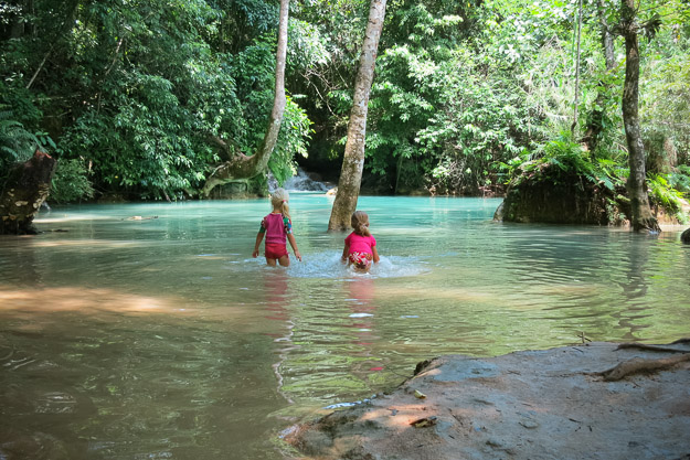 2015-09-30 Kuangsi waterfalls with kids by Melissa Crossett (8 of 13)