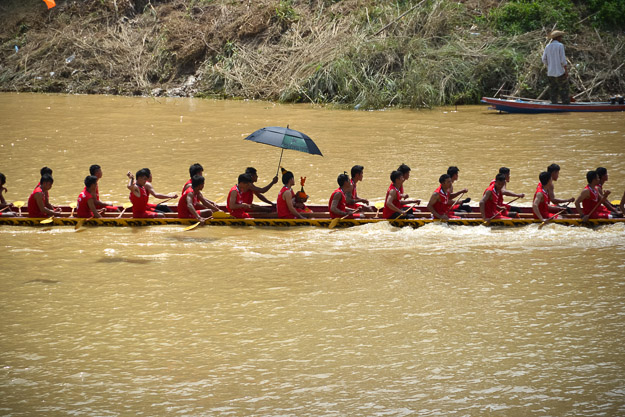 2015-09-14 Luang Prabang boat races by Ryan Crossett (25 of 46)