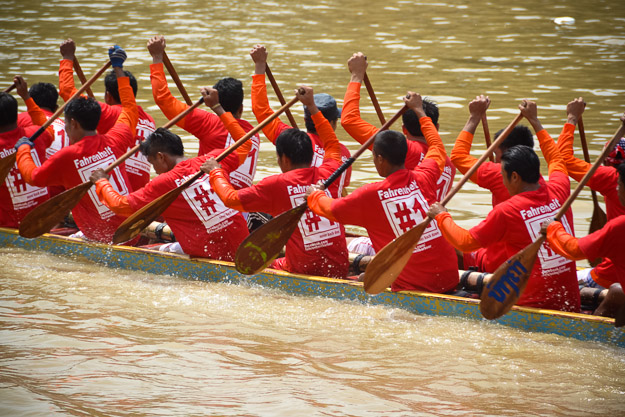 2015-09-14 Luang Prabang boat races by Ryan Crossett (38 of 46)
